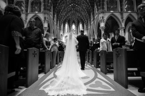 Wedding at Holy Name Cathedral 2
