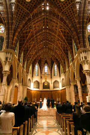 Wedding at Holy Name Cathedral 3