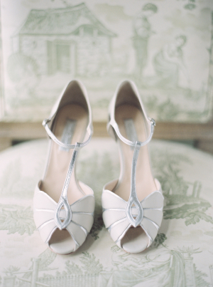 BHLDN Mimosa T Strap Shoes