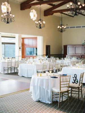 Bel Air Bay Club Reception