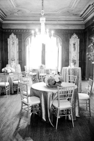 Classic Memphis Wedding Reception