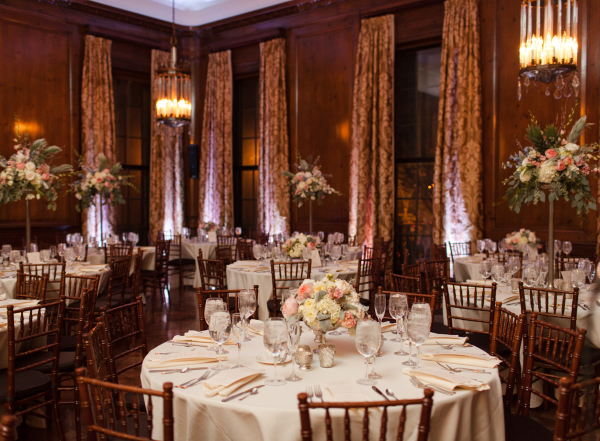 Classic NYC Wedding at the Pratt House