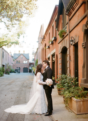 Classic New York Wedding Pratt House 6