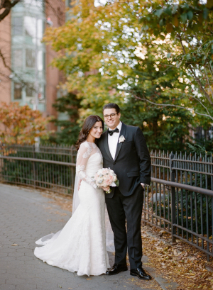 Classic New York Wedding Pratt House 9