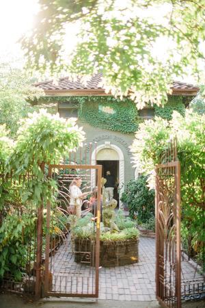 Garden at the Corson Building