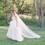 Hayley Paige Kira Gown