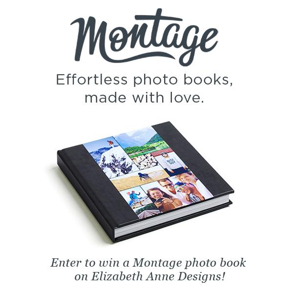 Montage Photo Books