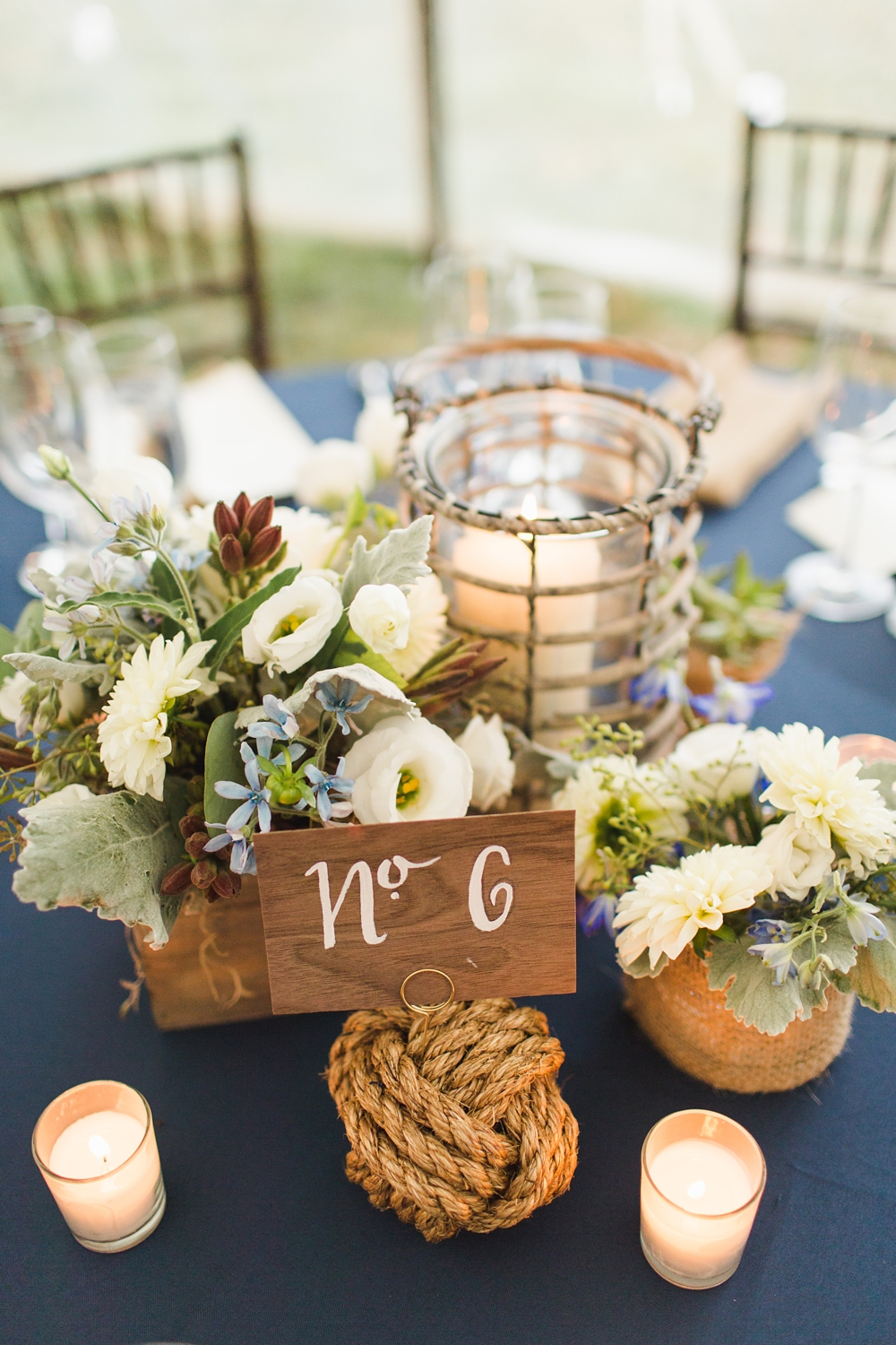 Nautical Table Numbers Elizabeth Anne Designs The