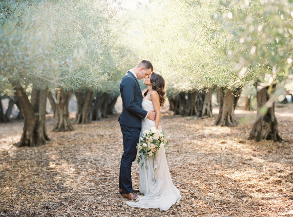 Olive Grove Engagement By Meghan Mehan Photography
