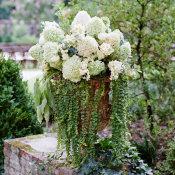 Overflowing Greenery Arrangement