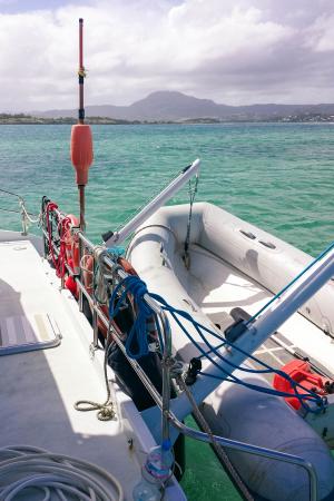 Sailing in Martinique 2