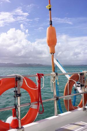 Sailing in Martinique 3