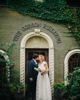Wedding at Corson Building Ryan Flynn