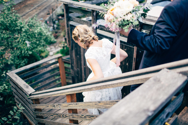 Wedding at Corson Building Ryan Flynn 5