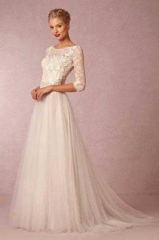Amelie Gown Elizabeth Anne Designs The Wedding Blog