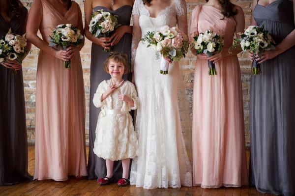 Amsale Bridesmaids Dresses