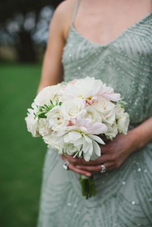 Beaded Bridesmaids Dress