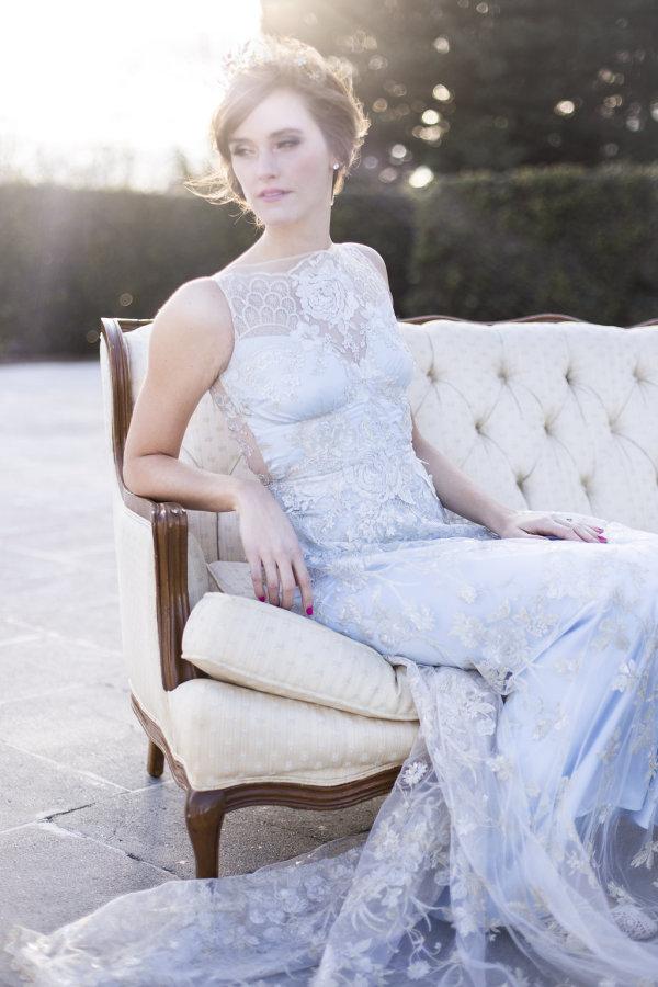 Bride in Claire Pettibone 10