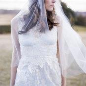 Bride in Claire Pettibone 14