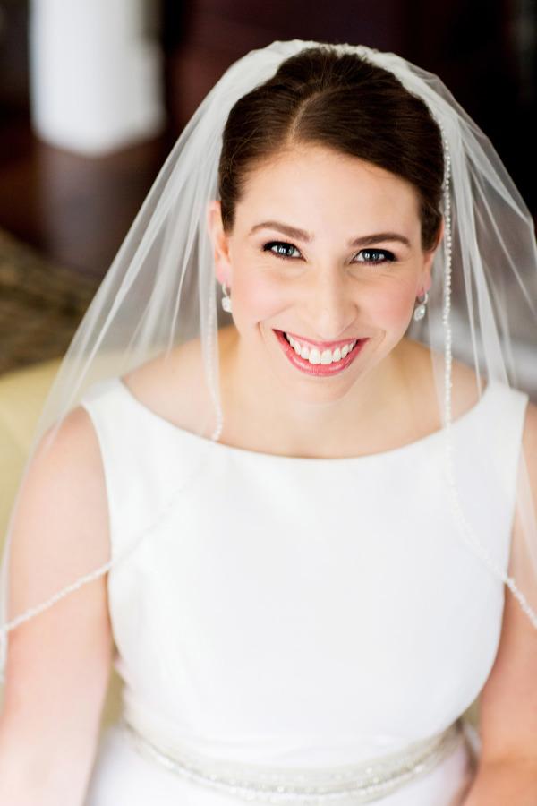 Bride in Mira Couture