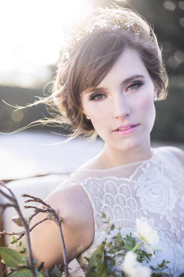 Moody Claire: Claire Pettibone Gothic Gown