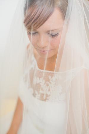 Classic Bridal Portrait Juliet Elizabeth