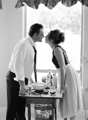 Cooking Engagement Session