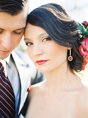 Jewel Tone Wedding Inspiration 1
