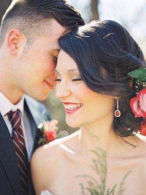 Jewel Tone Wedding Inspiration 10