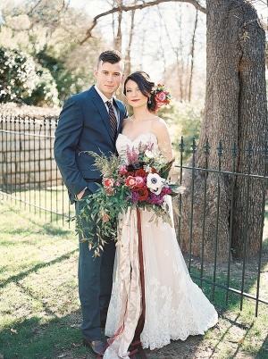 Jewel Tone Wedding Inspiration 8