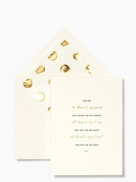 Kate Spade Will You Be My Bridesmaid Cards
