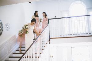 Rust Manor House Wedding 1