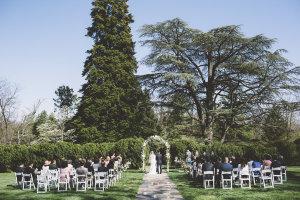 Rust Manor House Wedding 13