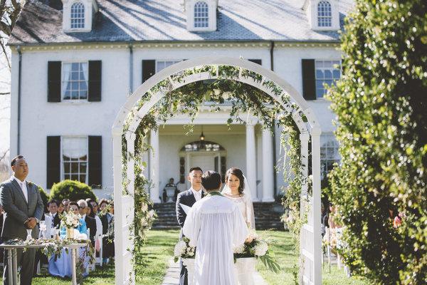 Rust Manor House Wedding 14