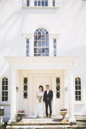 Rust Manor House Wedding 9