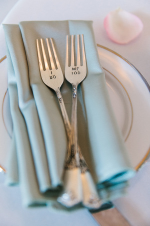 Stamped Forks