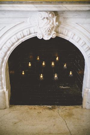 Tealight Candle Decor