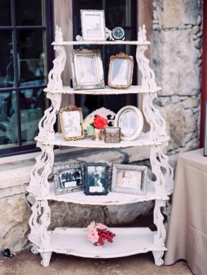 Vintage Shabby Chic Wedding Decor