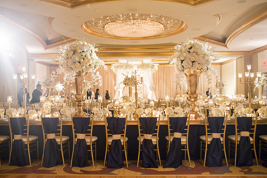 Rose Gold Wedding Ideas For Ceremony Reception Décor: Elizabeth Anne Designs: The