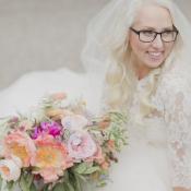 Bride in Glasses