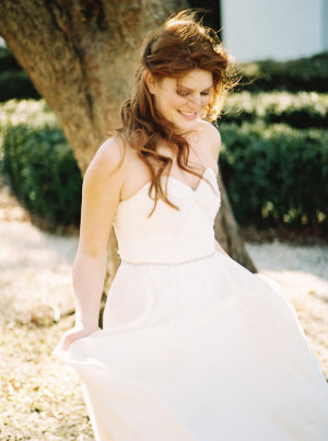 Bride in Truvelle