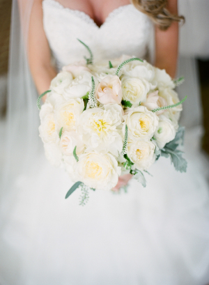 Butter Yellow Peony Bouquet