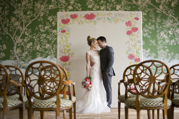 Chinoiserie Wedding Inspiration