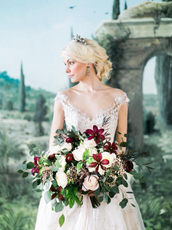 Cinderella Bride