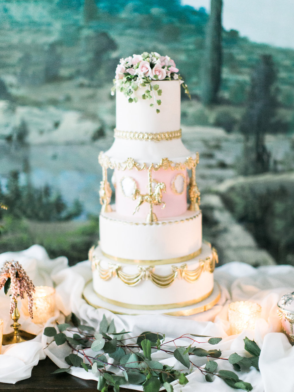 Fairytale Wedding Cake Ideas