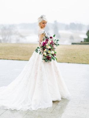 Cinderella Wedding Inspiration 14
