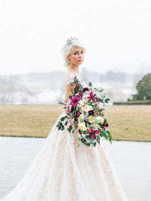 Cinderella Wedding Inspiration 16