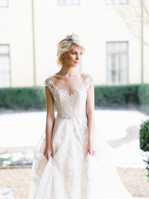 Cinderella Wedding Inspiration
