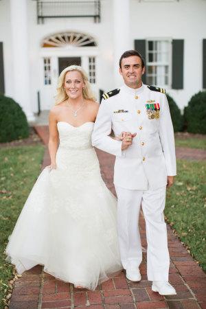 Elegant and Traditional Nashville Wedding 3