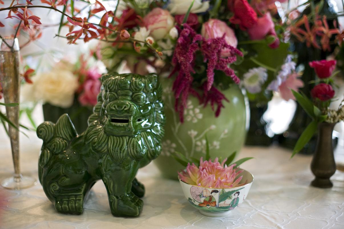 Emerald Green Wedding Decor Elizabeth Anne Designs The